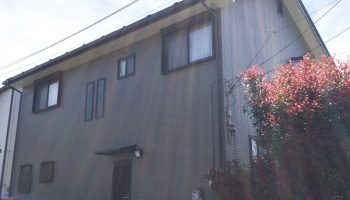 K様邸 外壁塗装
