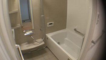 K様邸 マンション浴室リフォーム