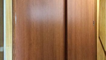 廊下(建具交換・照明交換工事)
