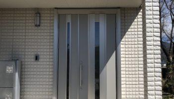 玄関ドア交換リフォーム
