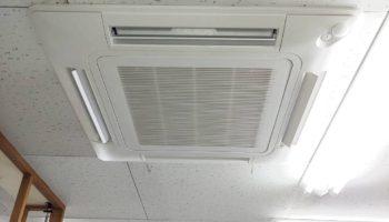 オフィス用エアコン交換工事
