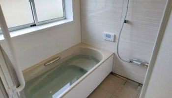 H様邸 浴室リフォーム